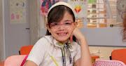 Stefany vaz 8 anos iniciou sua carreira aos 4 anos de idade.