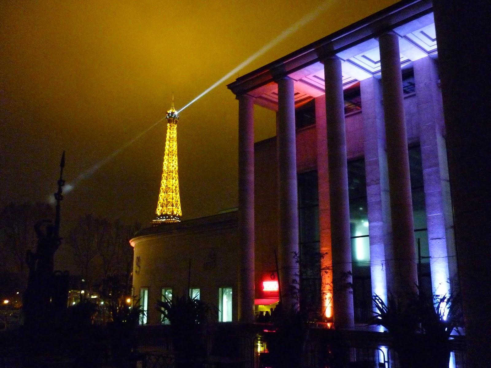 Au Monsieur Bleu - Paris 16ème - restaurant bar terrasse Palais deTokyo