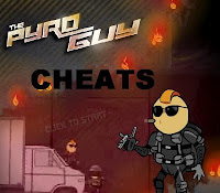 The Pyro Guy cheats.