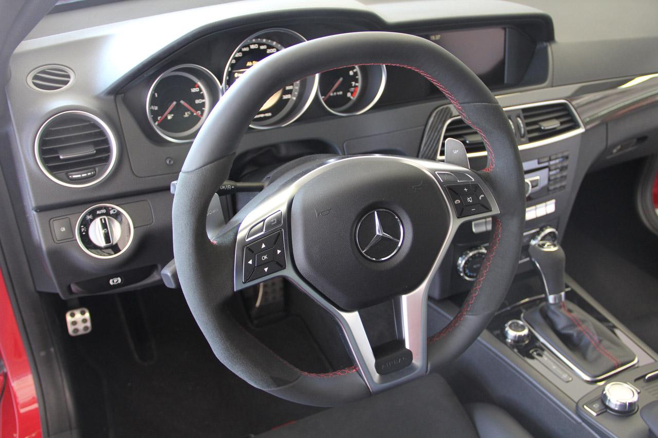 Mercedes accessories 2012 mercedes benz c63 amg for Accessories for mercedes benz c class