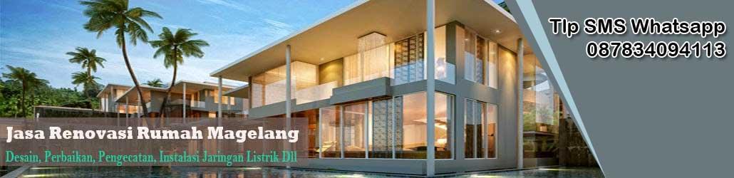 Jasa Desain Rumah dan Renovasi