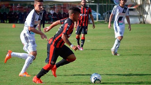 Brasileiro Sub-20: Vitória bate Ponte Preta e se classifica à final