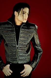Michael Jackson raja pop