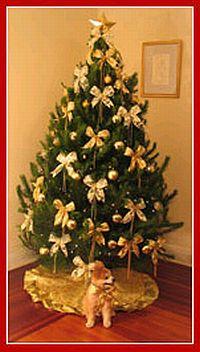Arboles De Navidad Adornados Minion Christmas Tree Fieltro - Arboles-de-navidad-decorados
