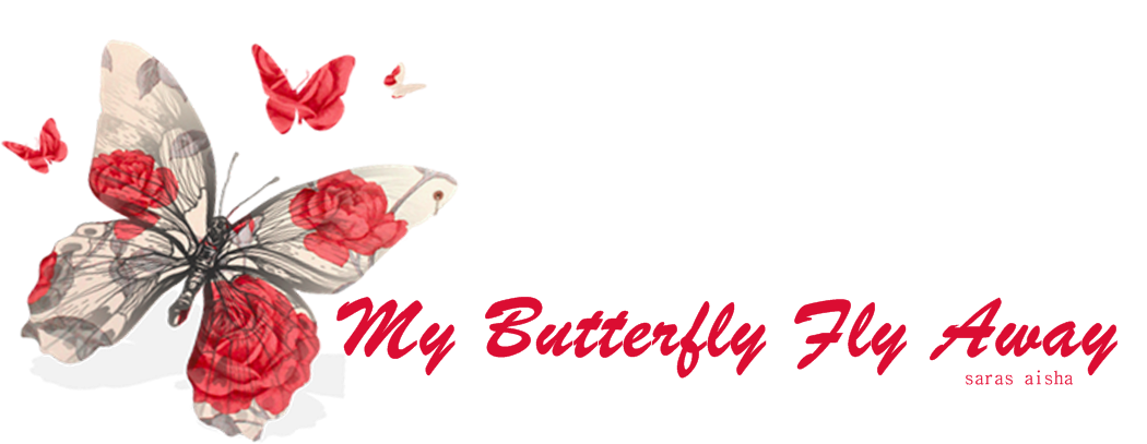 my butterfly fly away