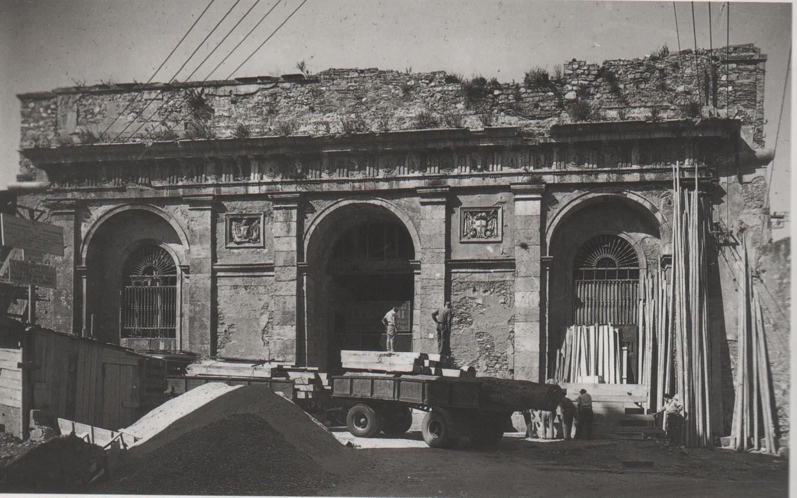 C 39 era una volta genova genova il porto molo vecchio - Foto di porte ...