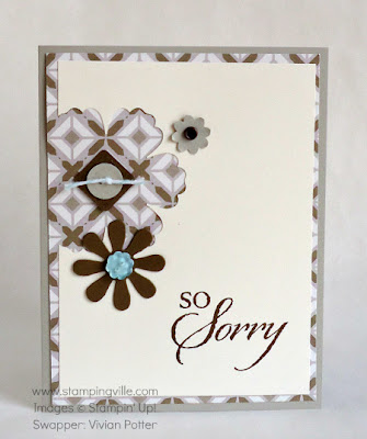 So Sorry Stamp Set - Stampin' Up!