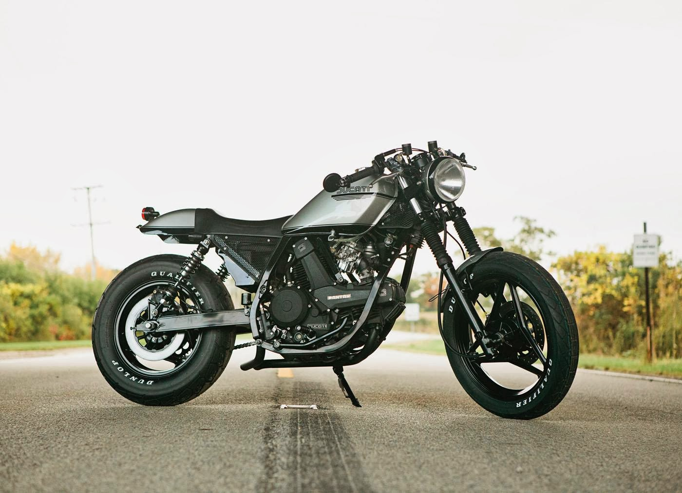Racing Caf&#... Ducati Indiana 650 Parts