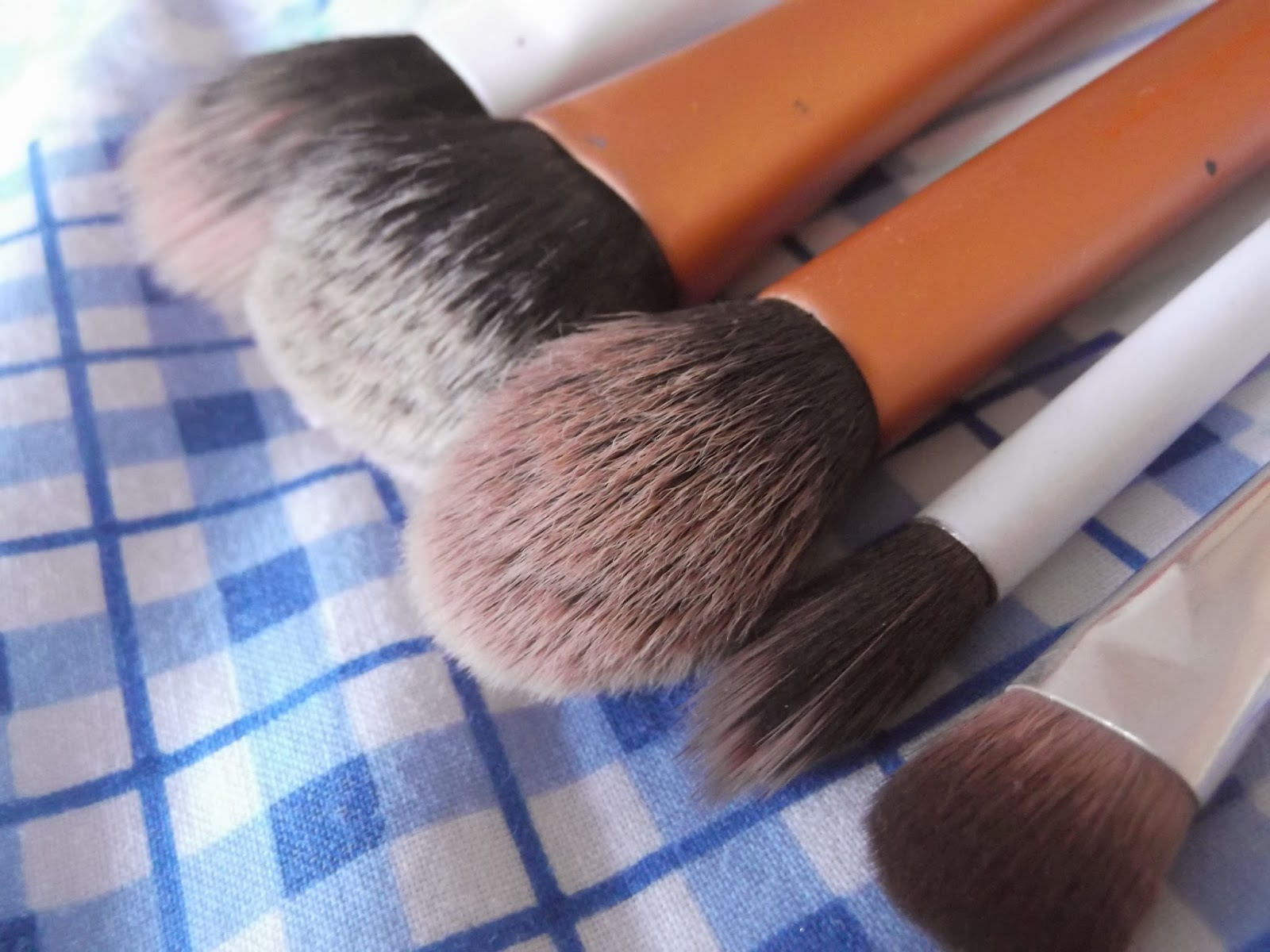 An image of Real Techniques Makeup Brushes