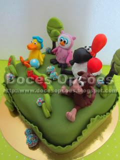bolos festas bragança