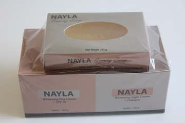 Nayla Whitening Series