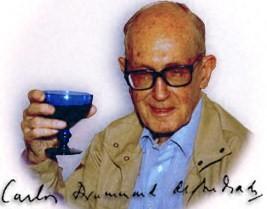 O mestre Carlos Drummond de Andrade cita Gentio do Ouro em um de seus poemas: