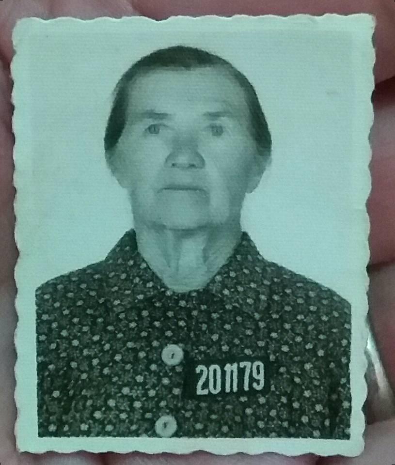 Avó paterna: FELÍCIA MILCZAREK
