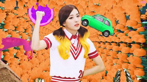 Seulgi Red Velvet Hapiness