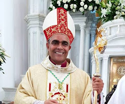 Dom Aldemiro Sena, em 2013, na época do Centenário era o Padre Aldemiro