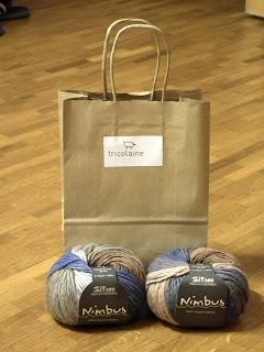 Tricolaine, Geneva, yarn