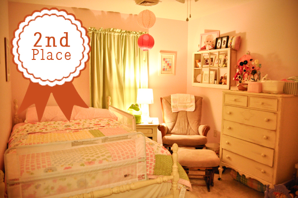 6 Year Old Girl Room : Congratulations, Bethany! You are our 2nd place winner. Bethany said: