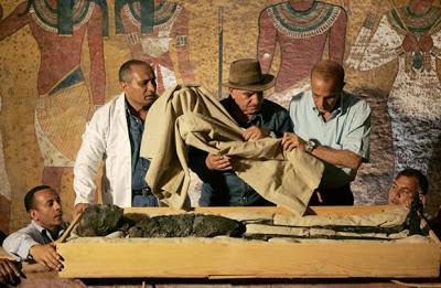 Firavun Tutankamon