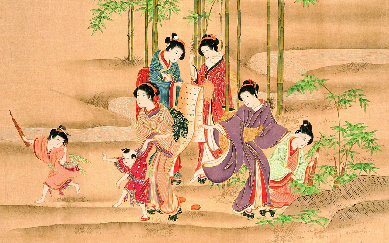 chinese and japanese art and culture relationship Chinese civilization's impact on japan and korea  it was under the yamato rule that the elite sought out chinese culture:  i love all history however, my.