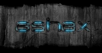 Membuat text effect metal dengan cahaya neon keren di photoshop