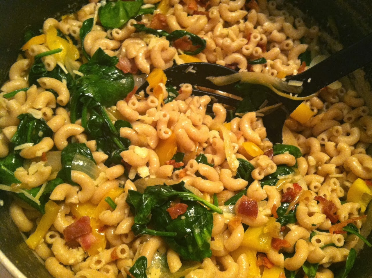 Frugal Friday pasta via Cooking Chat, tasty and budget-friendly