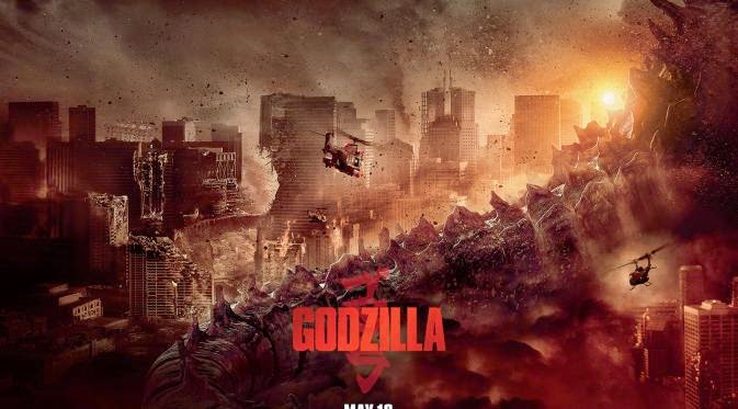 Film Godzilla Pecahkan Rekor Box Office