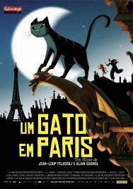 Assistir - Um Gato em Paris – Dublado Online