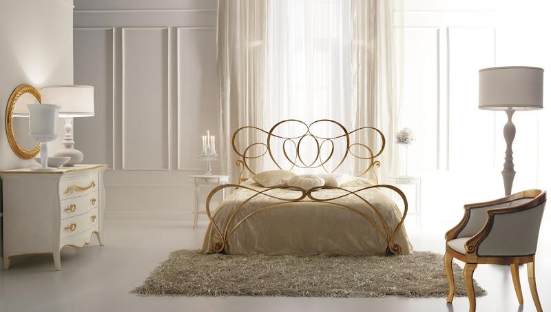 Luxury Gold Bedroom Furniture (9 Image)