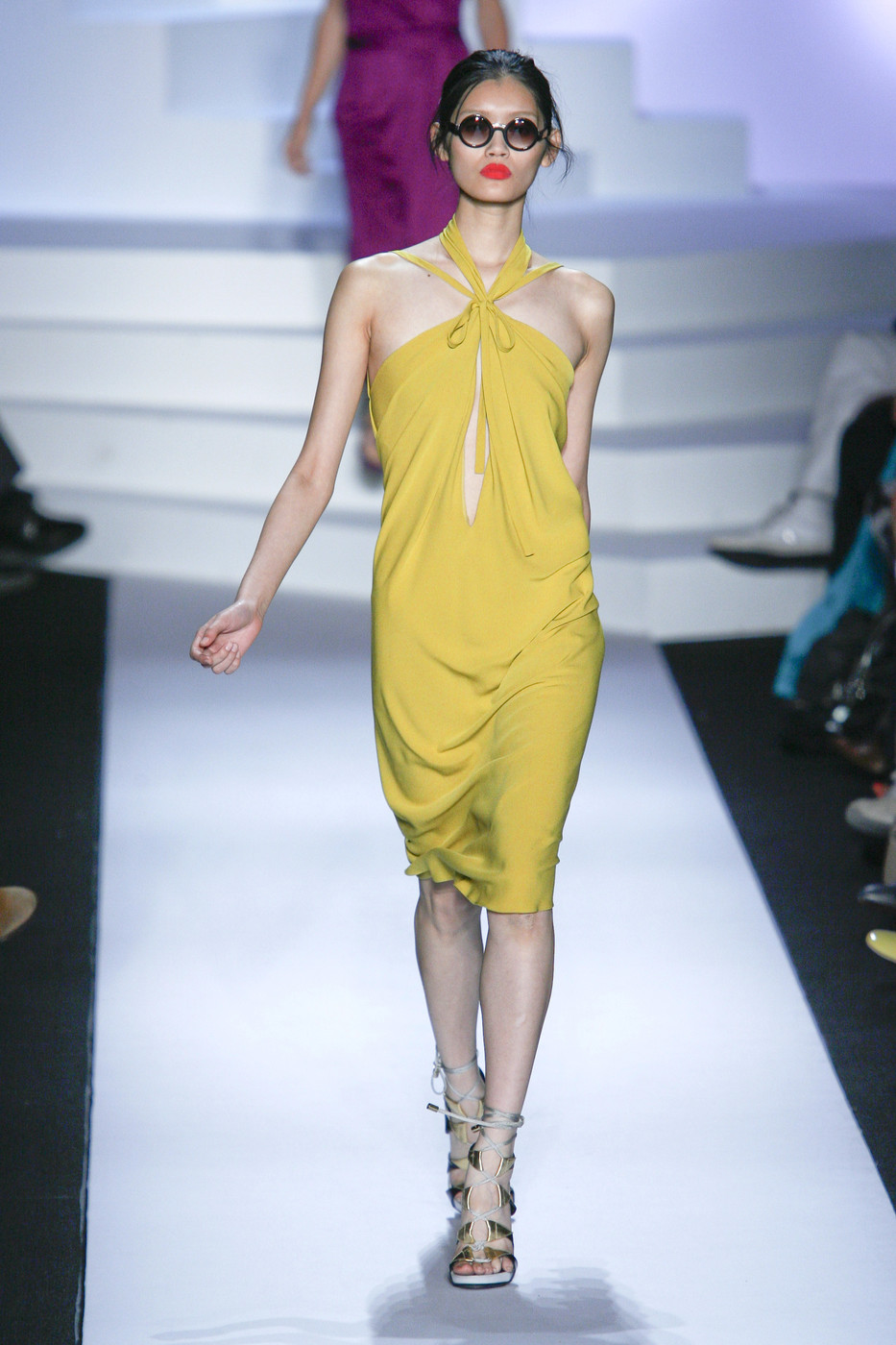 via fashioned by love | Diane von Furstenberg Spring/Summer 2011