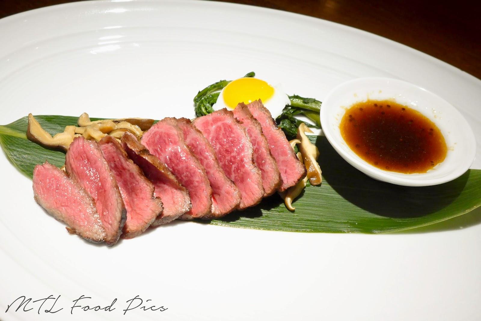 Wagyu Beef - Japanese Montreal