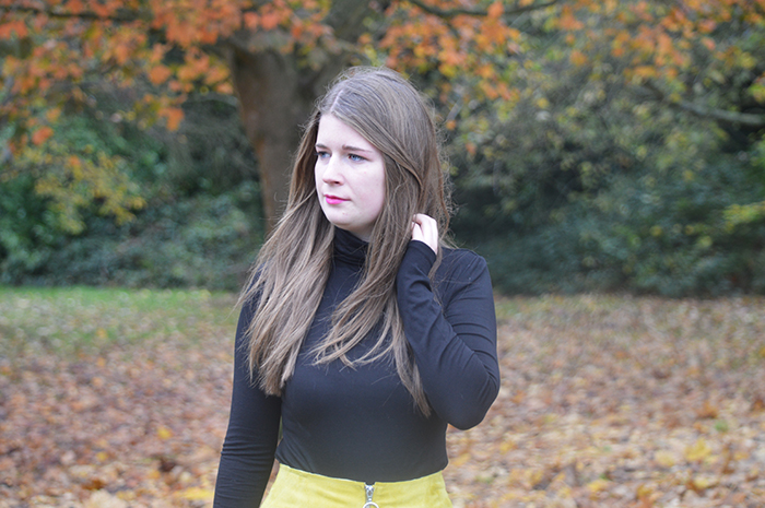 asos yellow skirt fashion bloggers