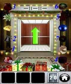 100 Doors 2013 Christmas Level 17 18 19 20 Hints