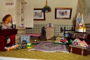 The evacuees bedroom