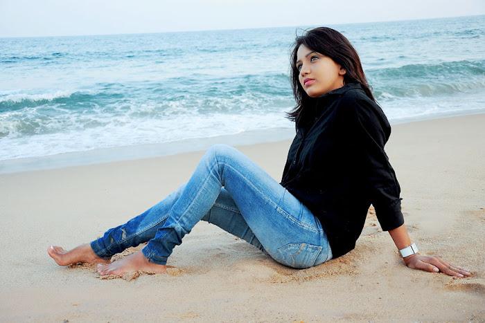 dream movie heroine pavani reddy & interview