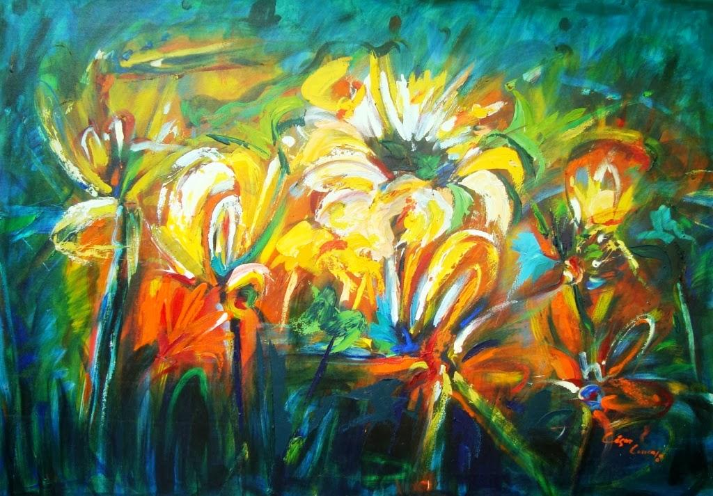 Cuadros modernos pinturas y dibujos cuadros modernos de - Pintura cuadros modernos ...