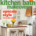 farmhouse kitchen is famous thanks to kitchen + bath makeovers magazine