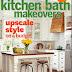 farmhouse kitchen is famous thanks to kitchen + bath makeovers magazine