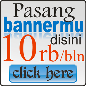 pasang banner anda | pasang iklan banner gratis | pasang iklan banner murah