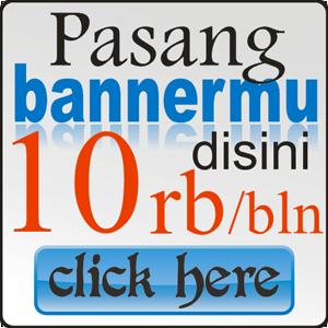 pasang banner anda | pasang iklan banner gratis | pasang iklan banner murah