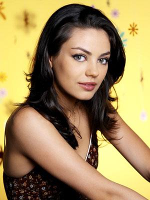 Mila Kunis  show