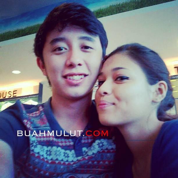 chacha+maembong+pakwe+4 Gambar Cha Cha Maembong Dalam Pelukan Kekasih