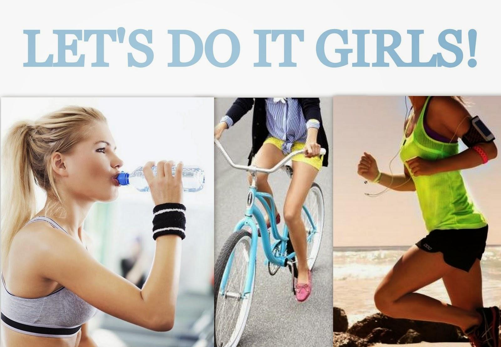 LET'S DO IT GIRLS!