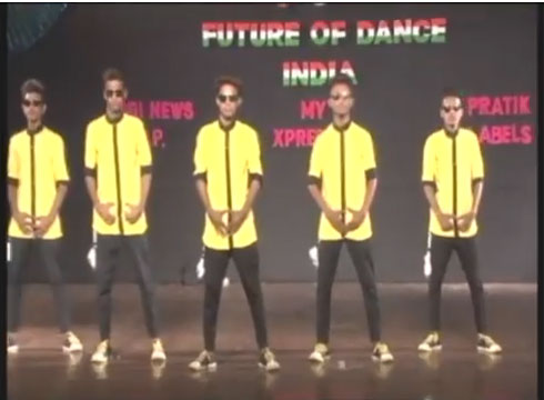 FUTURE OF DANCE 2017 | D-WARRIOR DANCE CREW | GROUP CATEGORY 1ST RUNNER UP