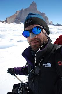 Oytun Orgül, Antarktika