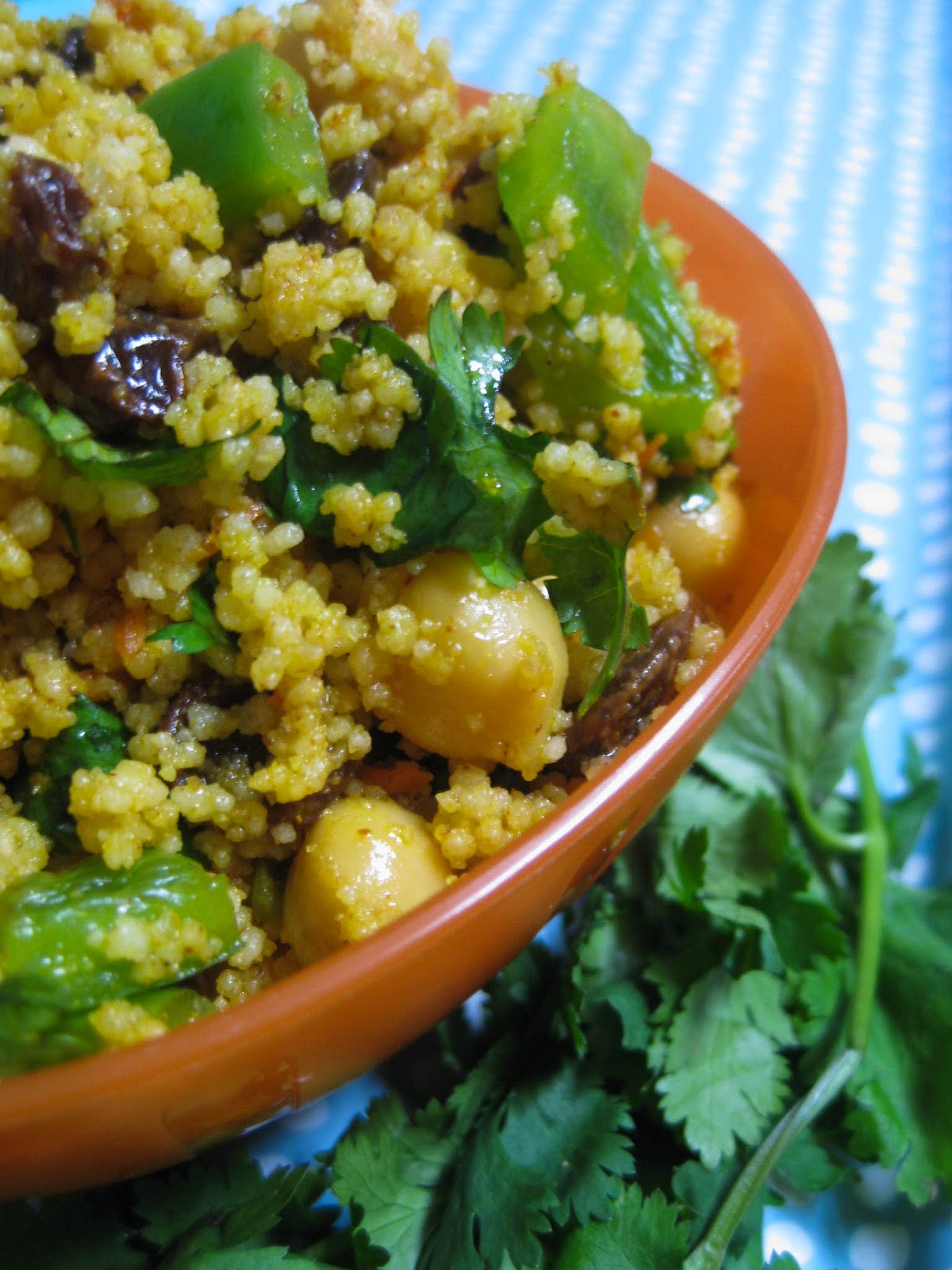 Couscous With Carrot And Cilantro Recipes — Dishmaps