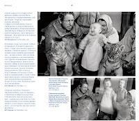 «Тигрята по кроватям ходили, ласковые...». Страница из книги «Дни в Романовке»