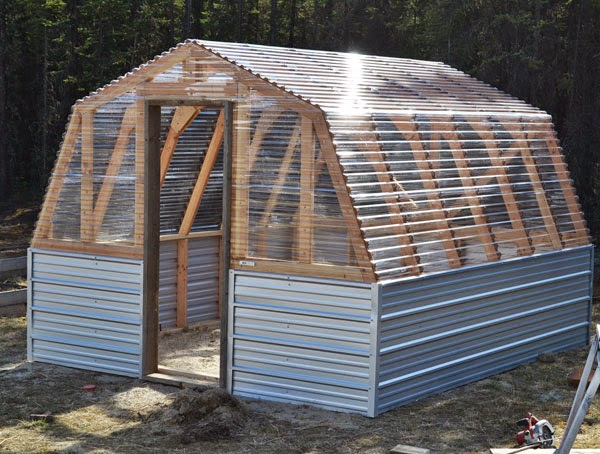 Thoughts of purpose 13 cheap diy greenhouse plans for Build it yourself greenhouse