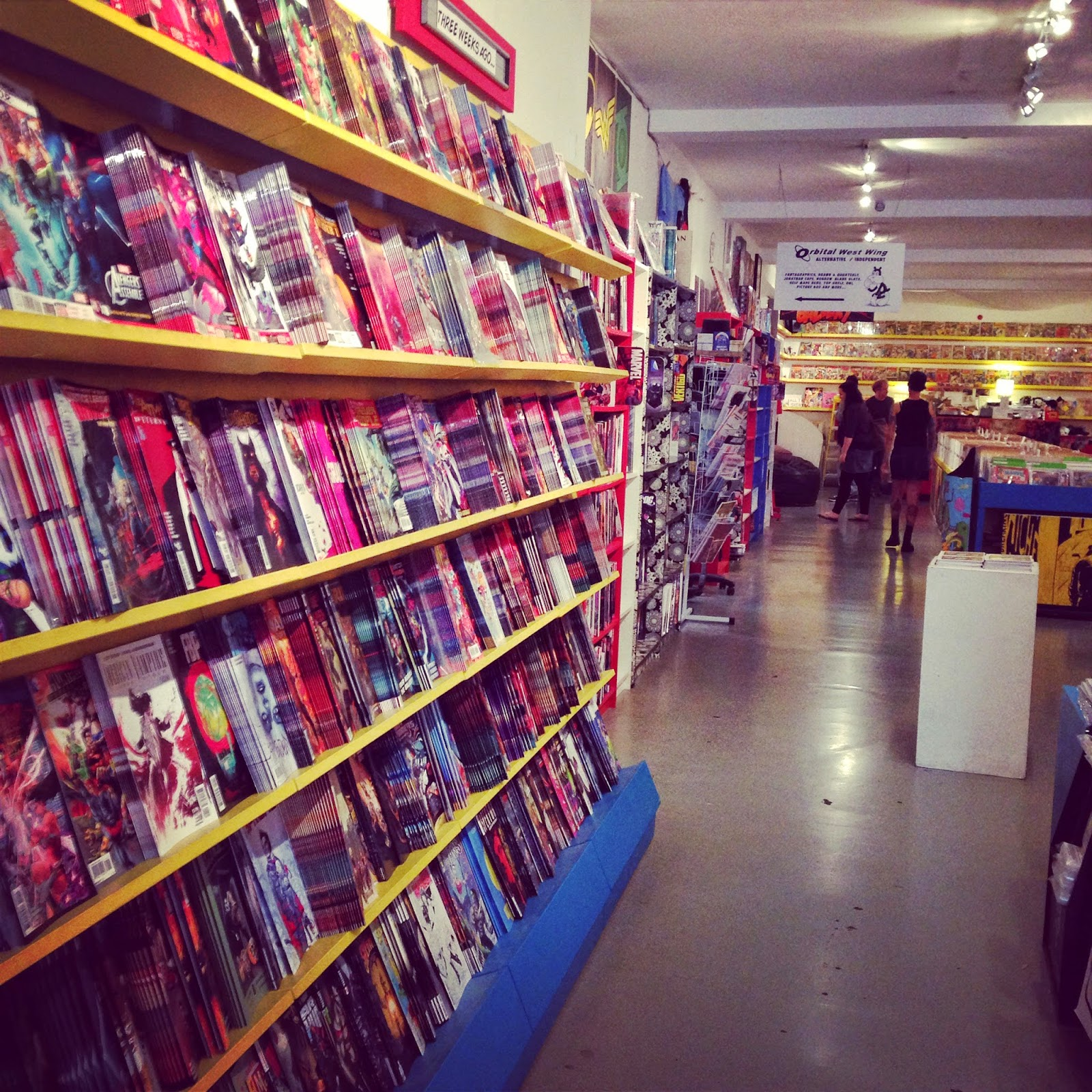 Orbital Comics London