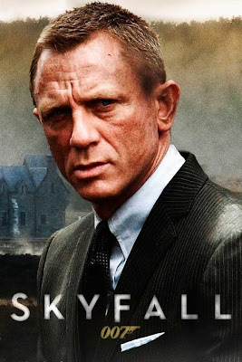 Skyfall iPhone 4 Wallpaper
