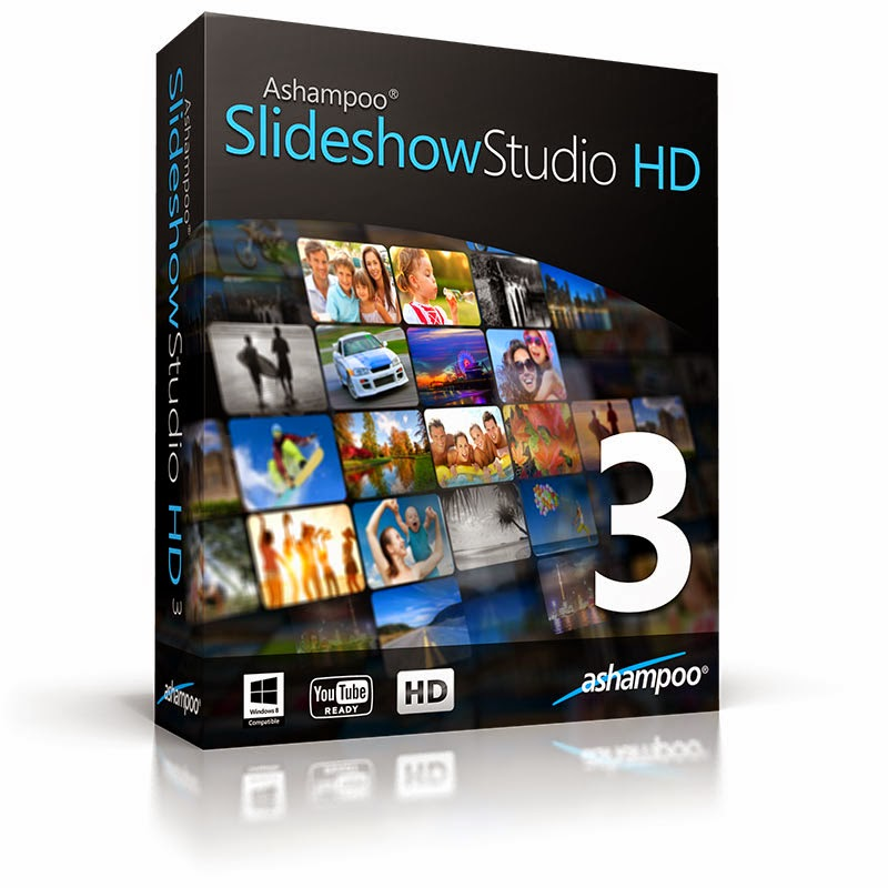 Ashampoo Slideshow Studio HD v3.05